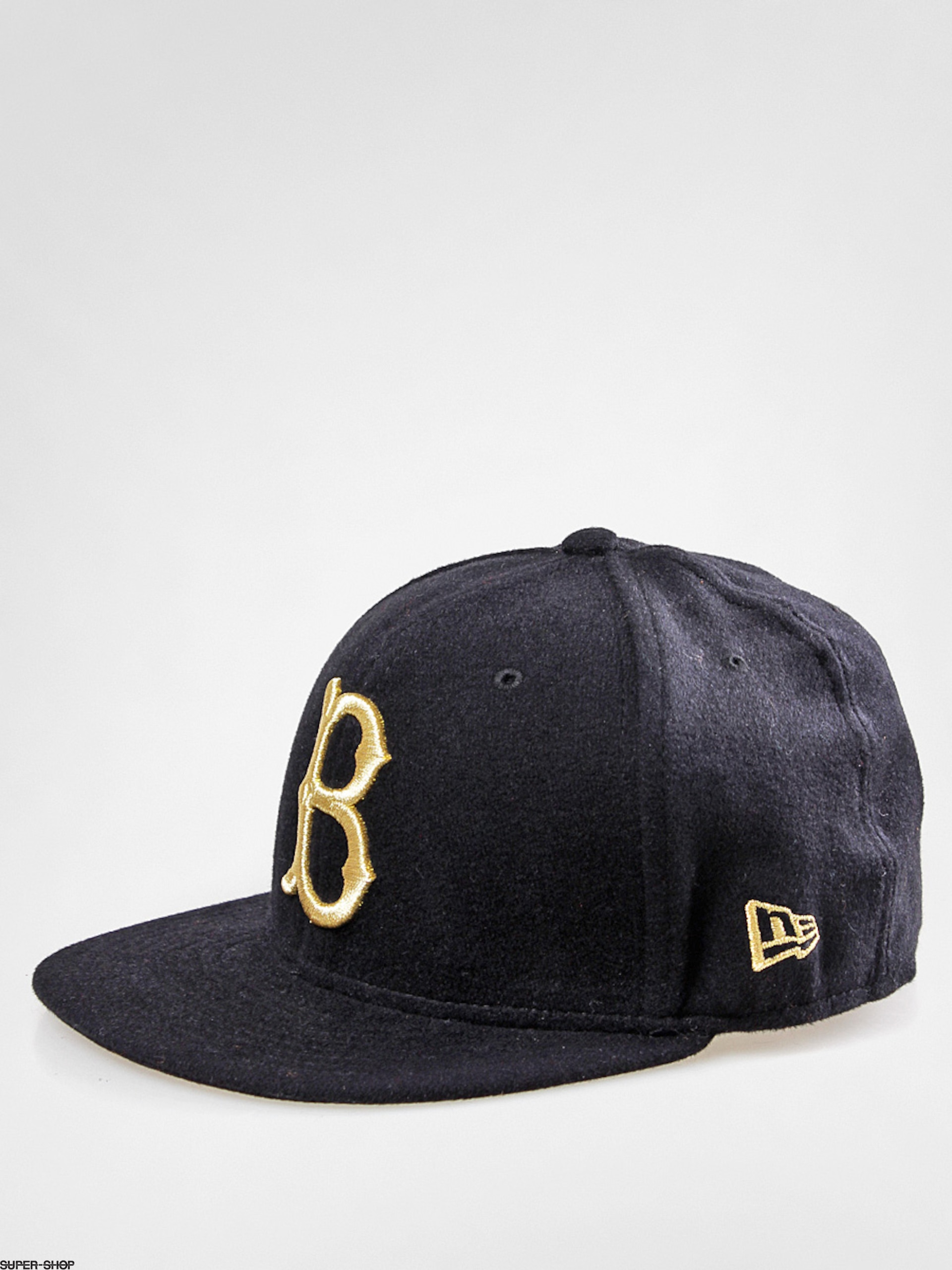 New Era Cap 59Fifty Secondary Logo Bronet ZD