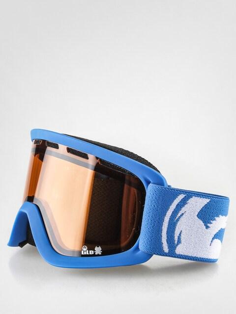 Dragon Goggles Lil D (blue/amber)