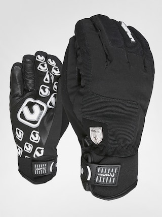Level Gloves snowboardowe Suburban (Blk)