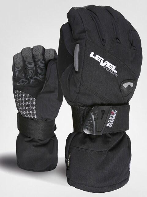 Level Handschuhe snowboardowe Half Pipe XCR Wmn (blk)