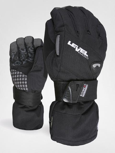 Level Handschuhe  Half Pipe XCR (black)