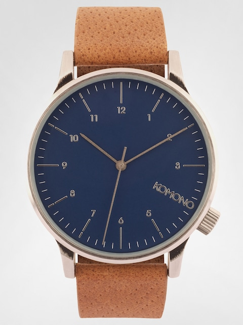 Komono Watch Winston (blue cognac)