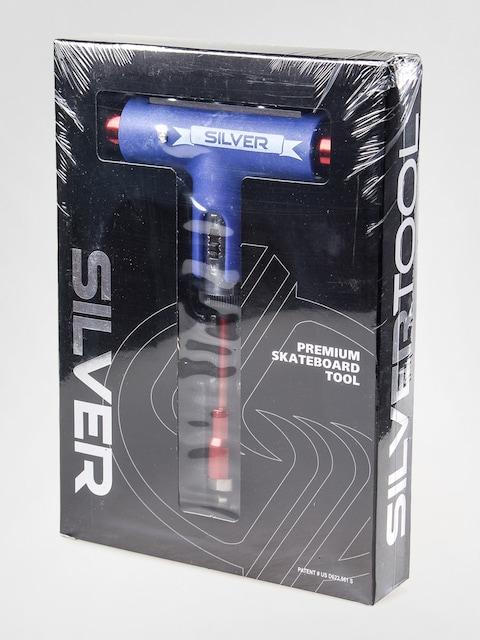 Silver Werkzeug Silver Tool (blue/red)