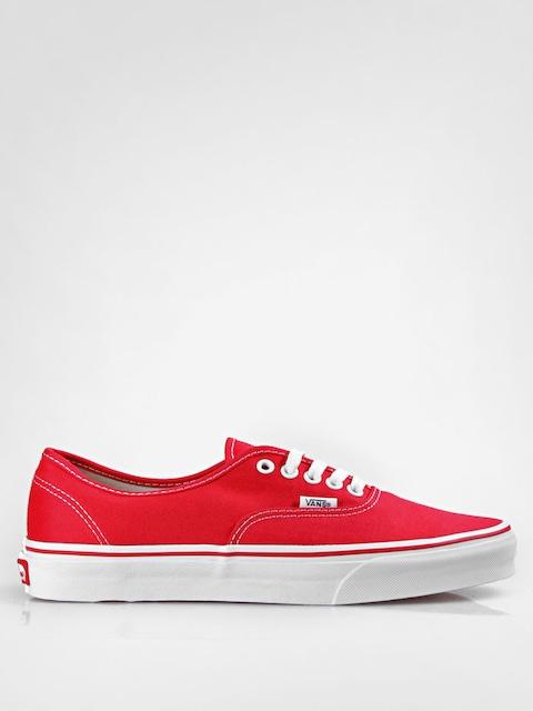 Vans shoes Authentic (red)