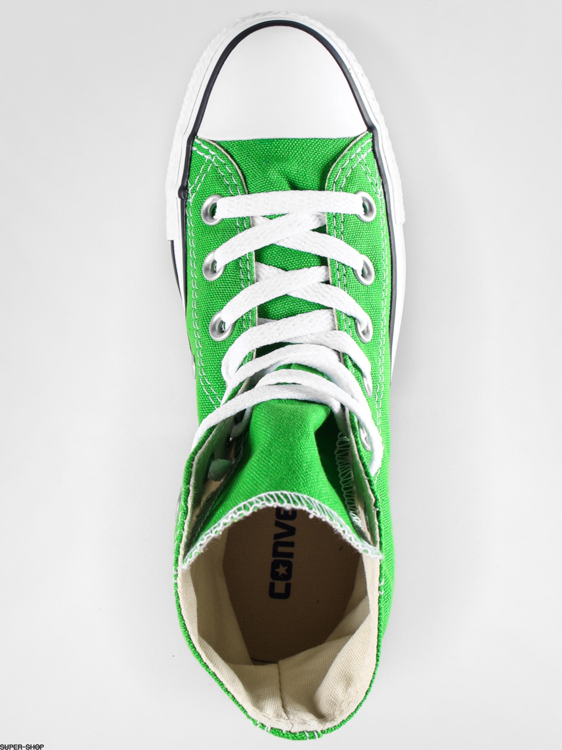Converse Shoes Chuck Taylor All Star Hi (jungle green)