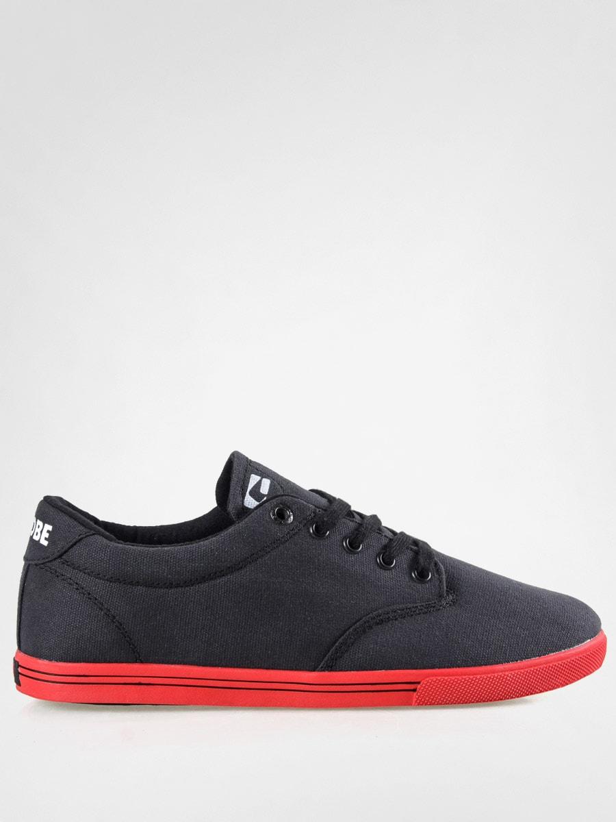 GLOBE Skate Shoes LIGHTHOUSE BLACK/RED