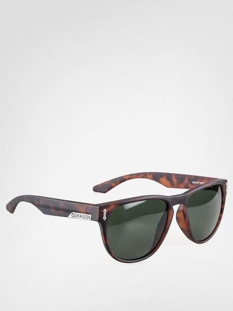Dragon Sunglasses Marquis (matte tort/green g15)