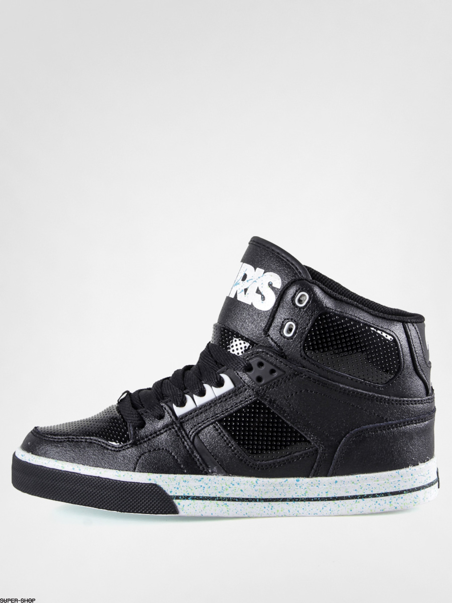 Osiris Shoes Nyc 83 Vulc (black/white