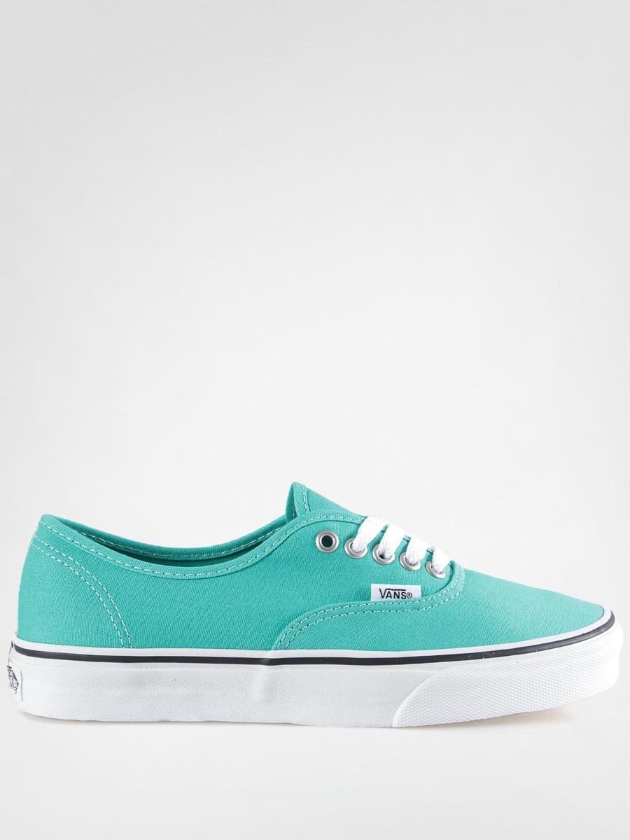 Vans Shoes Authentic (aqua green/true