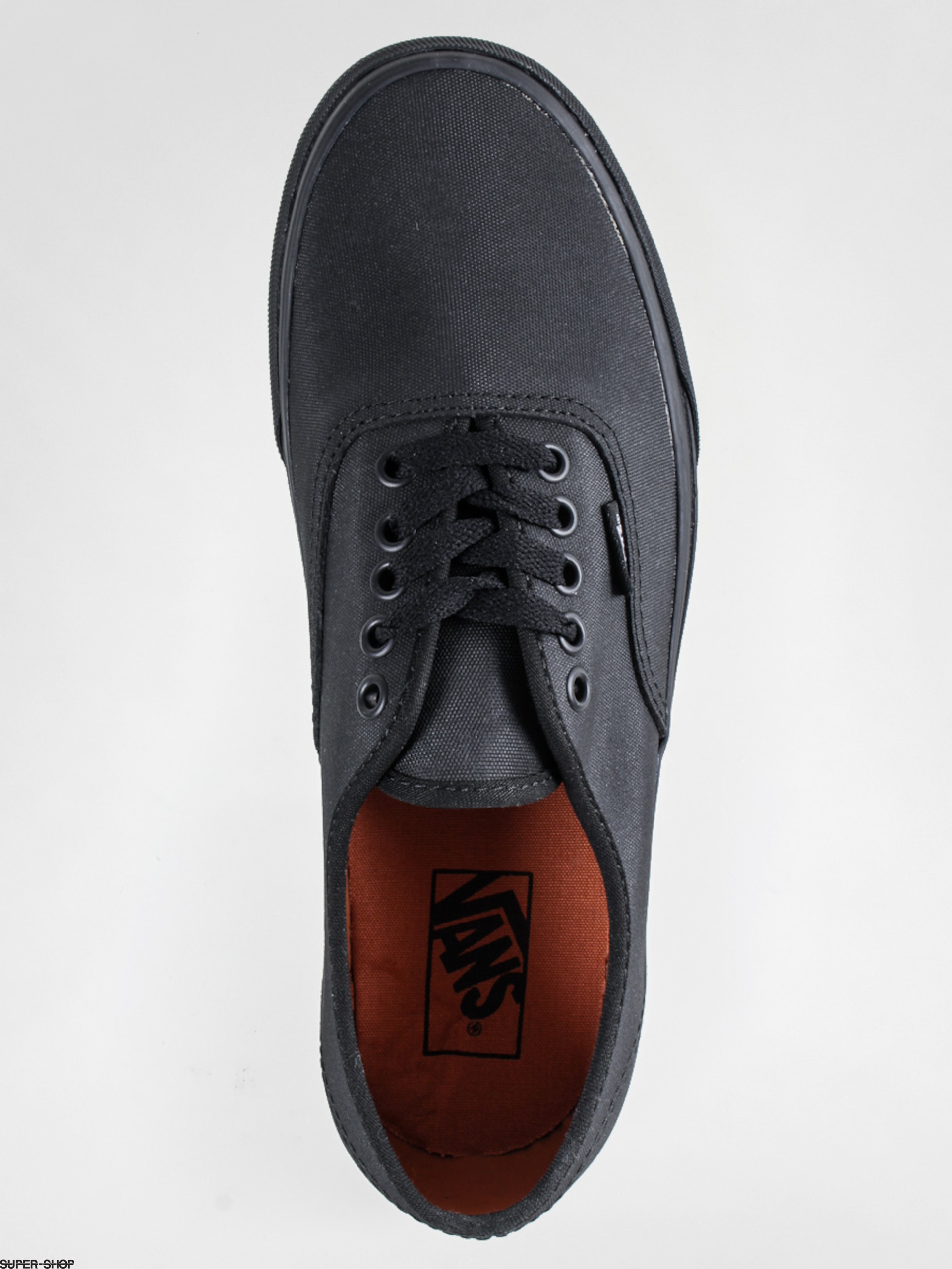 vans authentic xtuff black