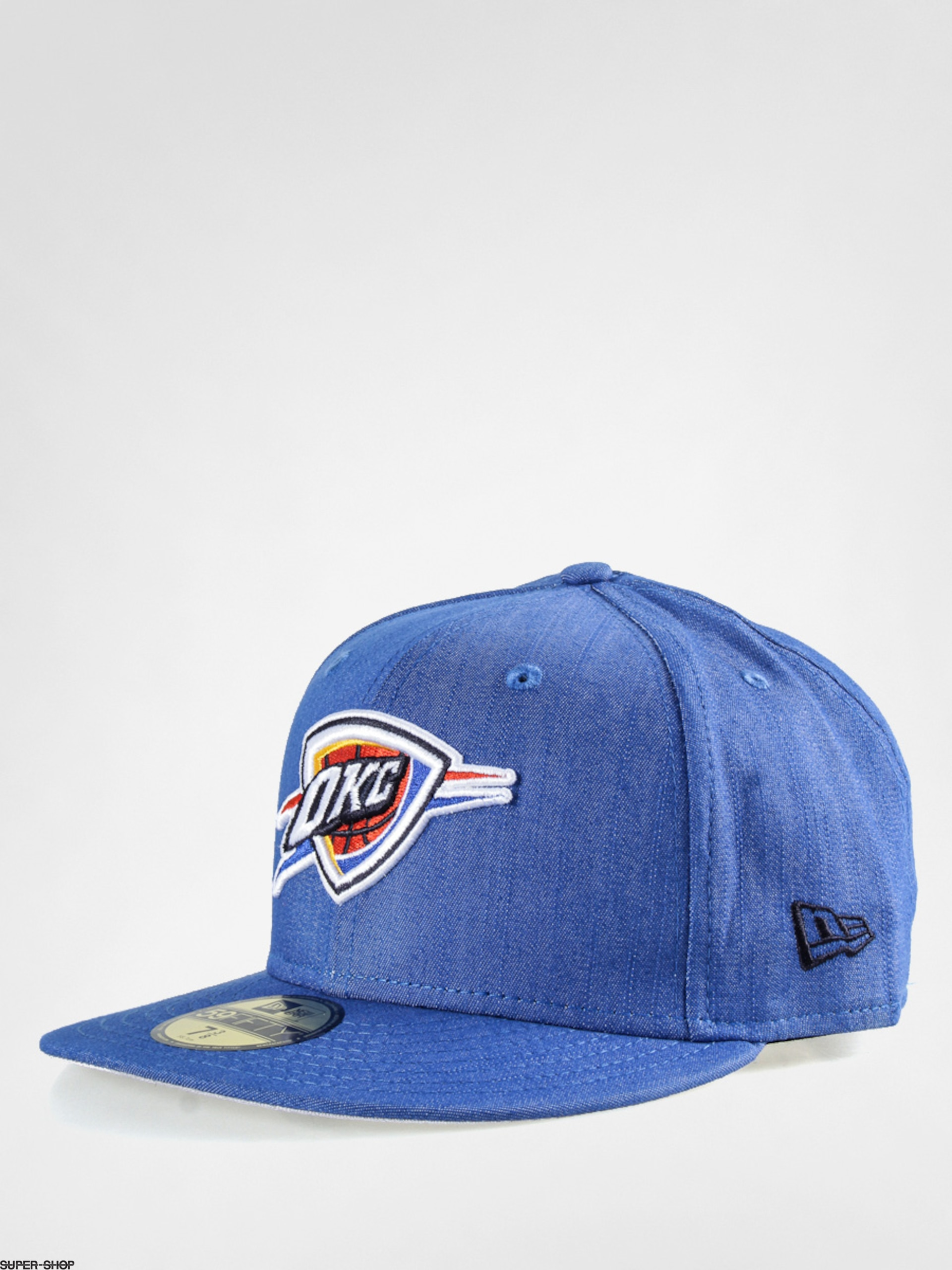 New Era Cap Colden Oklahoma Thunder City ZD (denim)