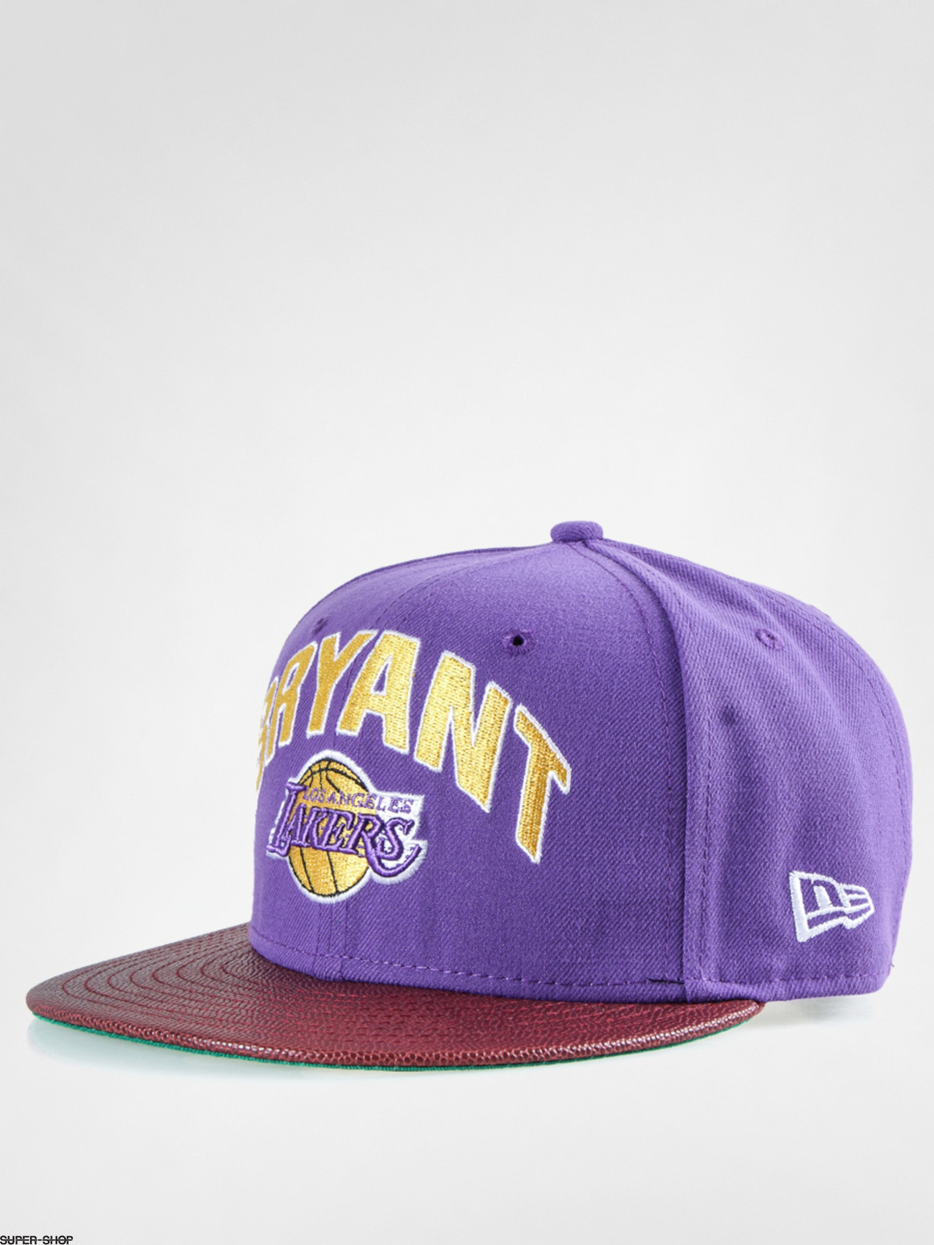 New Era Cap NBA Players LA Lakers Bryant ZD (purple)