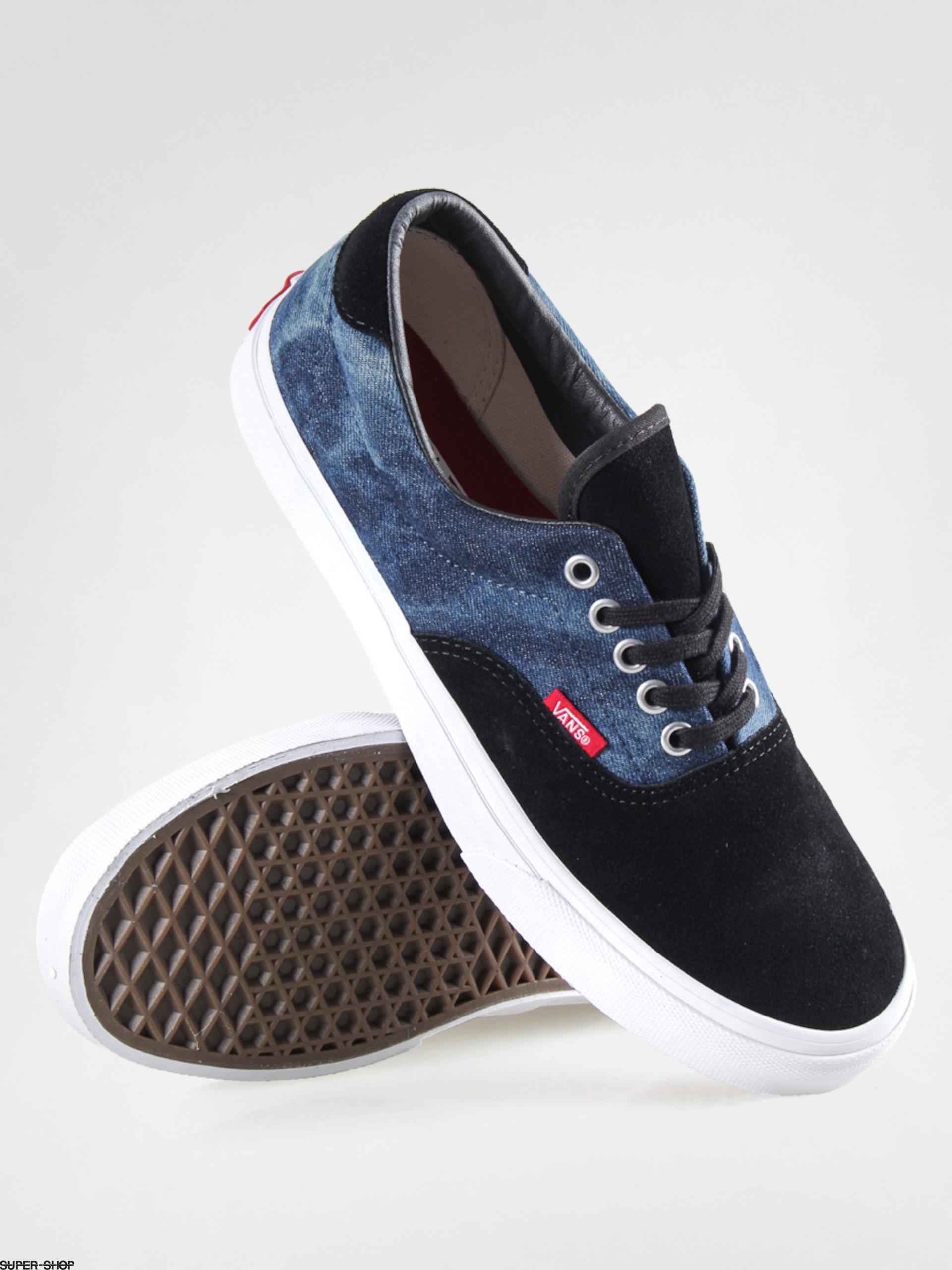 be96c970cb Vans Shoes Era 59 (suede denim black chl pppr)
