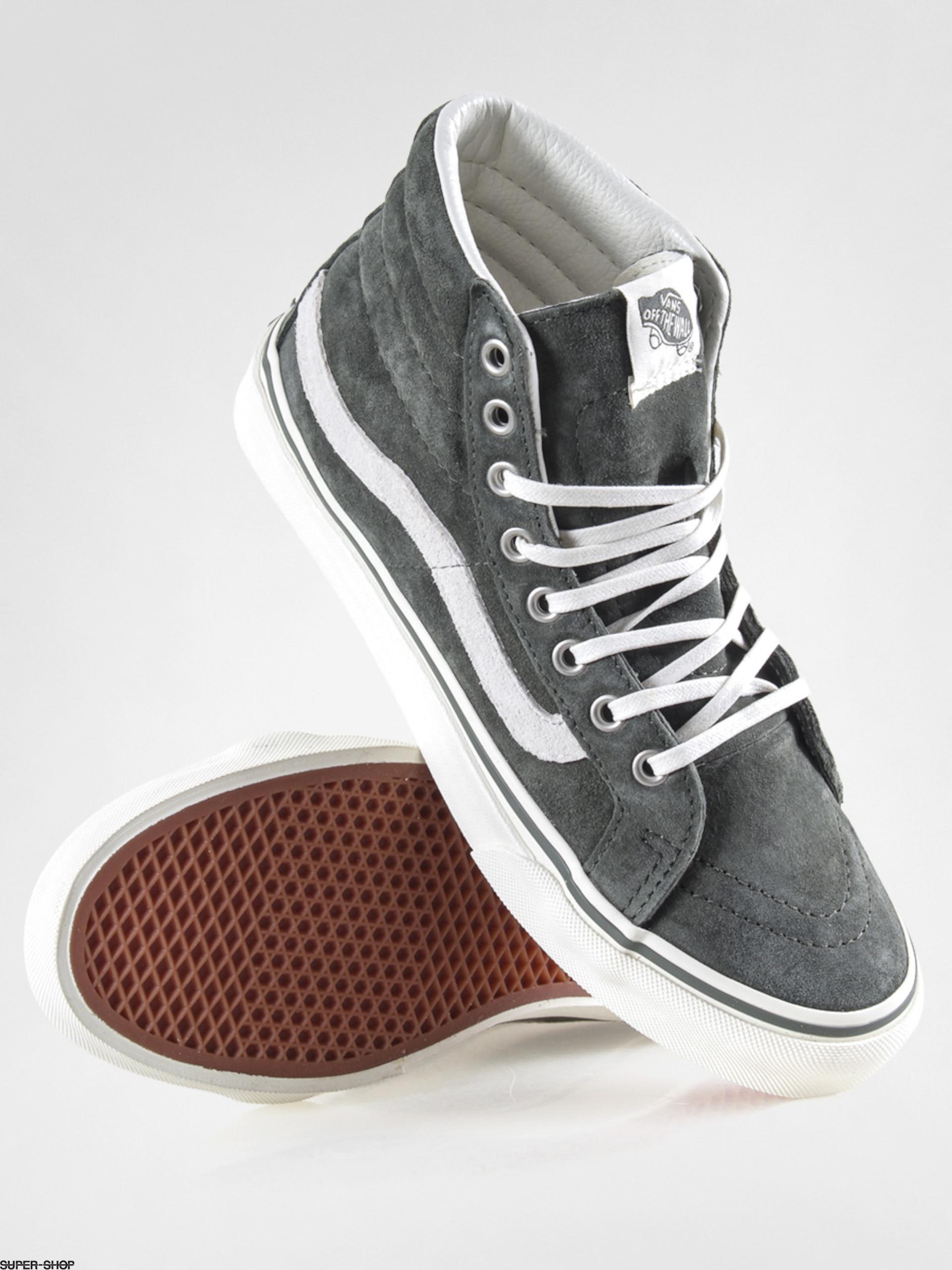 Vans Shoes Sk8 Hi Slim (scotchgard)