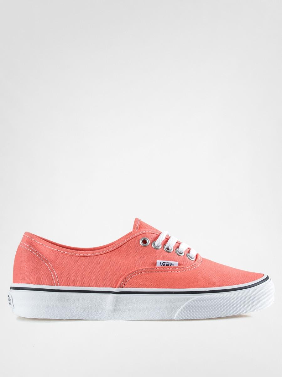 Vans Shoes Authentic (fusion coral/true