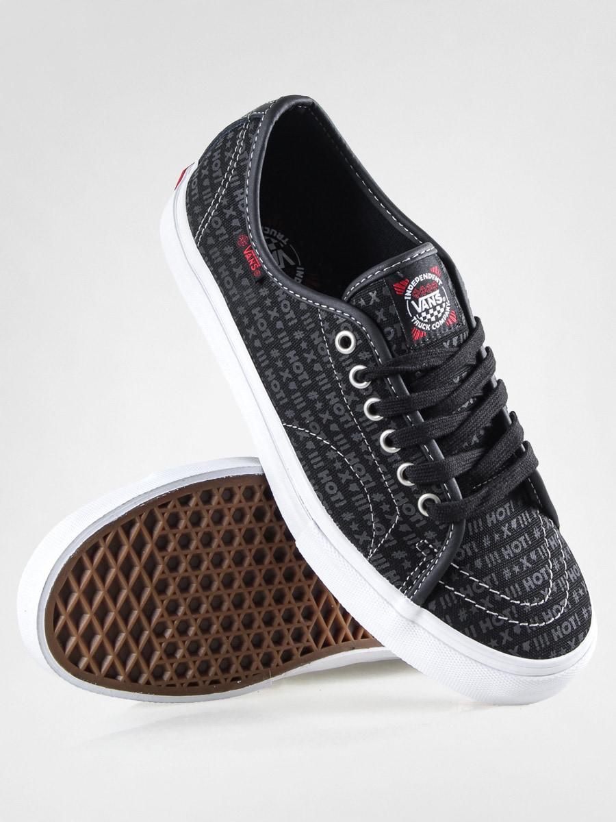 Vans Shoes Av Classic (independent/black)