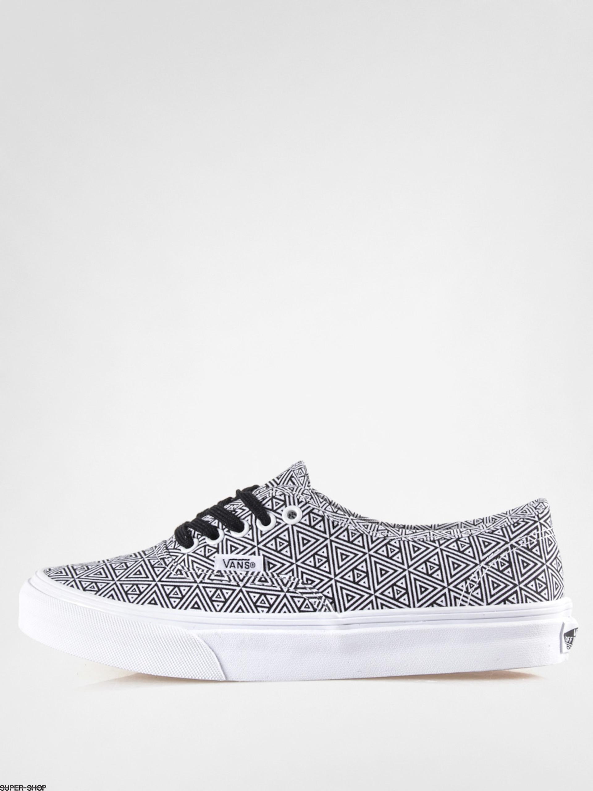 Vans Shoes Authentic Slim (geometric