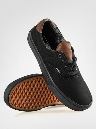 caabf134df4304 Vans Shoes Era 59 (c l black black camo)