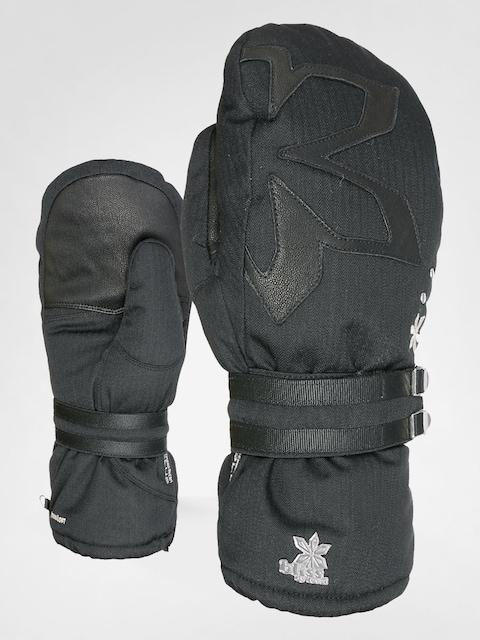 Level Gloves Bliss Oasis Mitt Wmn (blk)