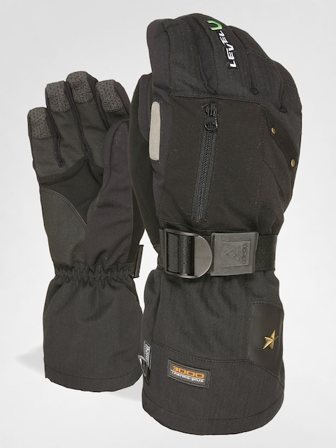 Level Gloves Star (blk)