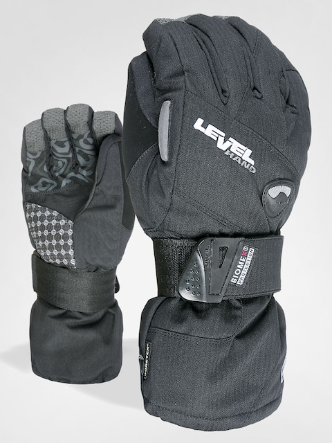 Level Handschuhe Half Pipe Gore Tex (blk)