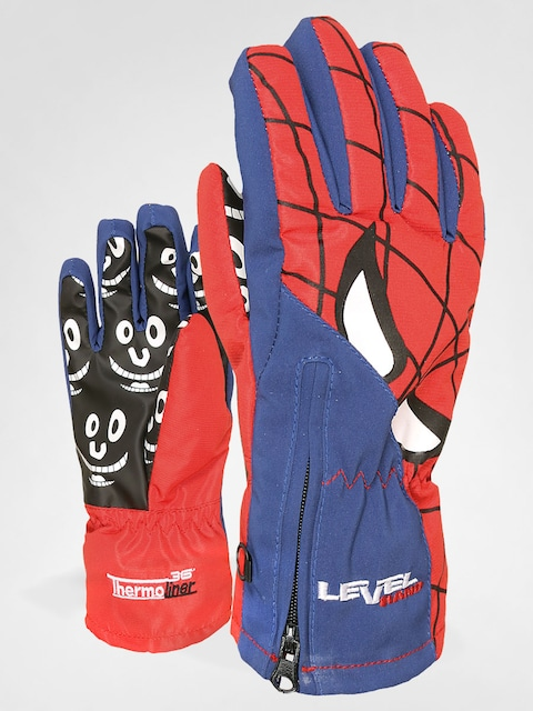 Level Gloves Lucky (blue)