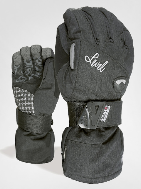 Level Gloves Half Pipe W Gore Tex Wmn (black)