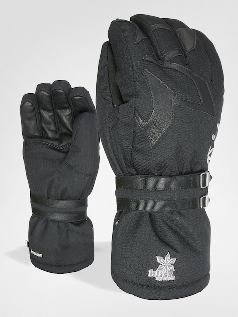 Level Gloves Bliss Oasis Wmn (black)