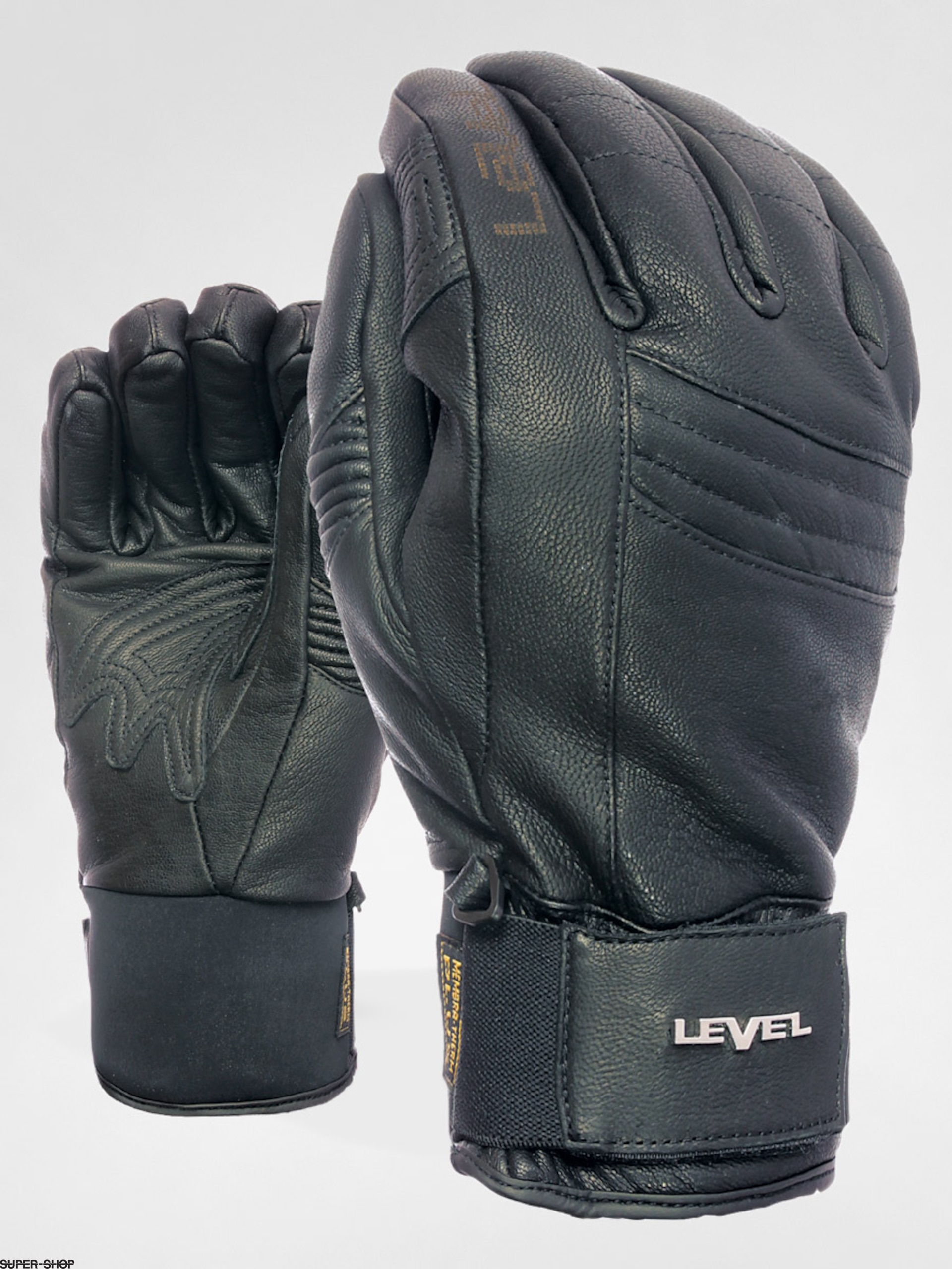 Level Gloves Rexford (black)