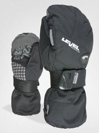 Level Gloves Half Pipe Mitt Gore Tex (black)