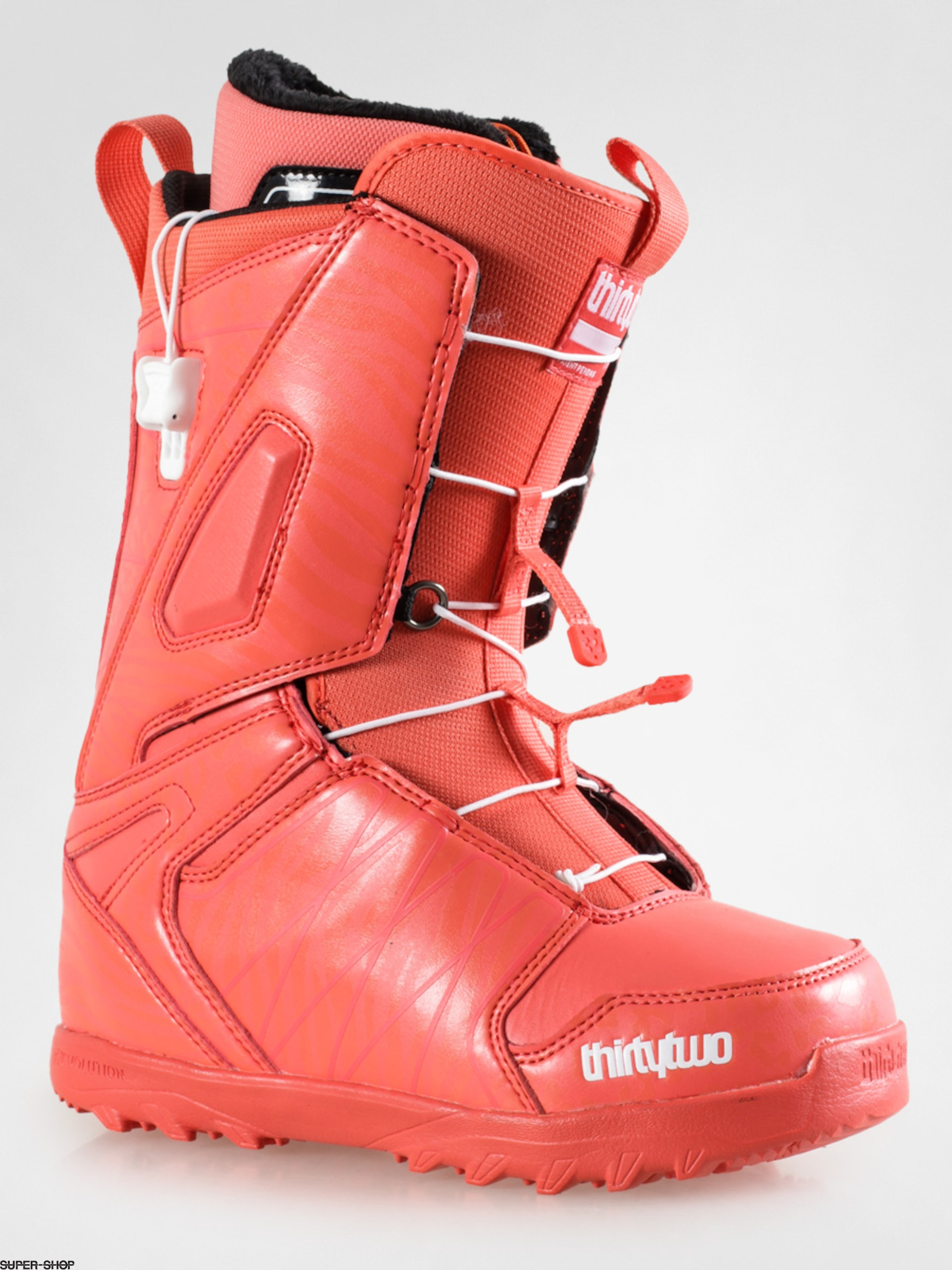 d6ce8b137 ThirtyTwo Snowboard boots Lashed FT Wmn (coral)