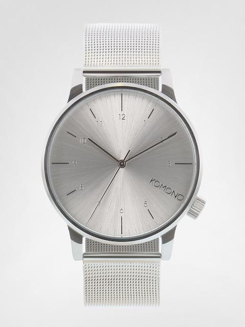 Komono Uhr Winston Royale (silver)