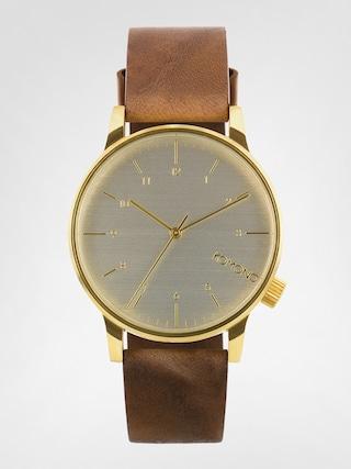 Komono Watch Winston Regal (saddle brown)