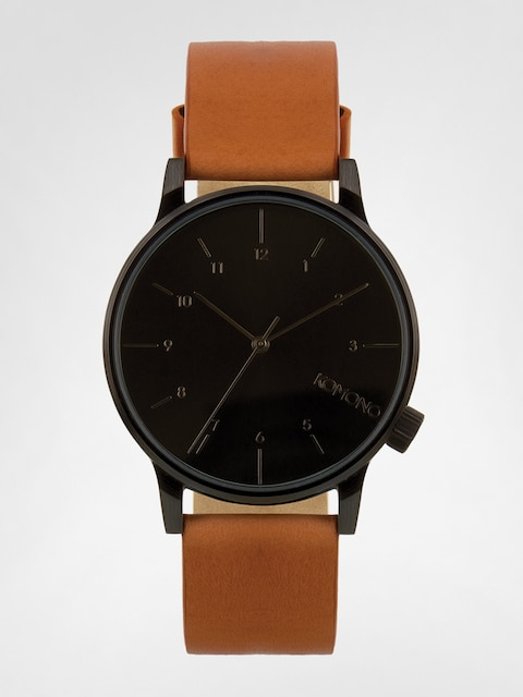 Komono Watch Winston Regal (cognac)