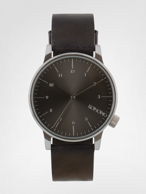 Komono Uhr Winston Regal (black)
