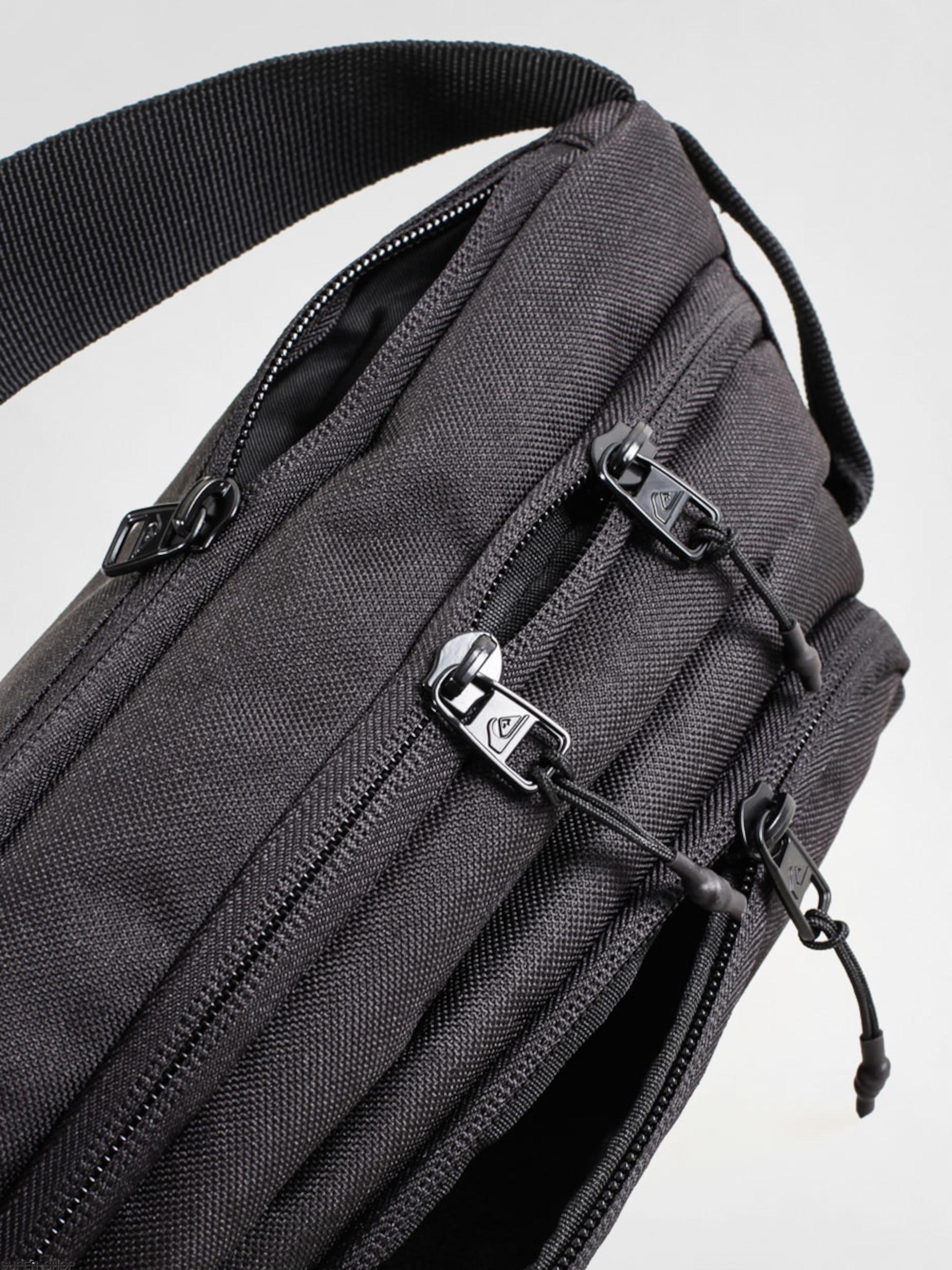Bag Bum Bum Smuggler black Bum Quiksilver Quiksilver Smuggler black Quiksilver Bag F6nHwq80