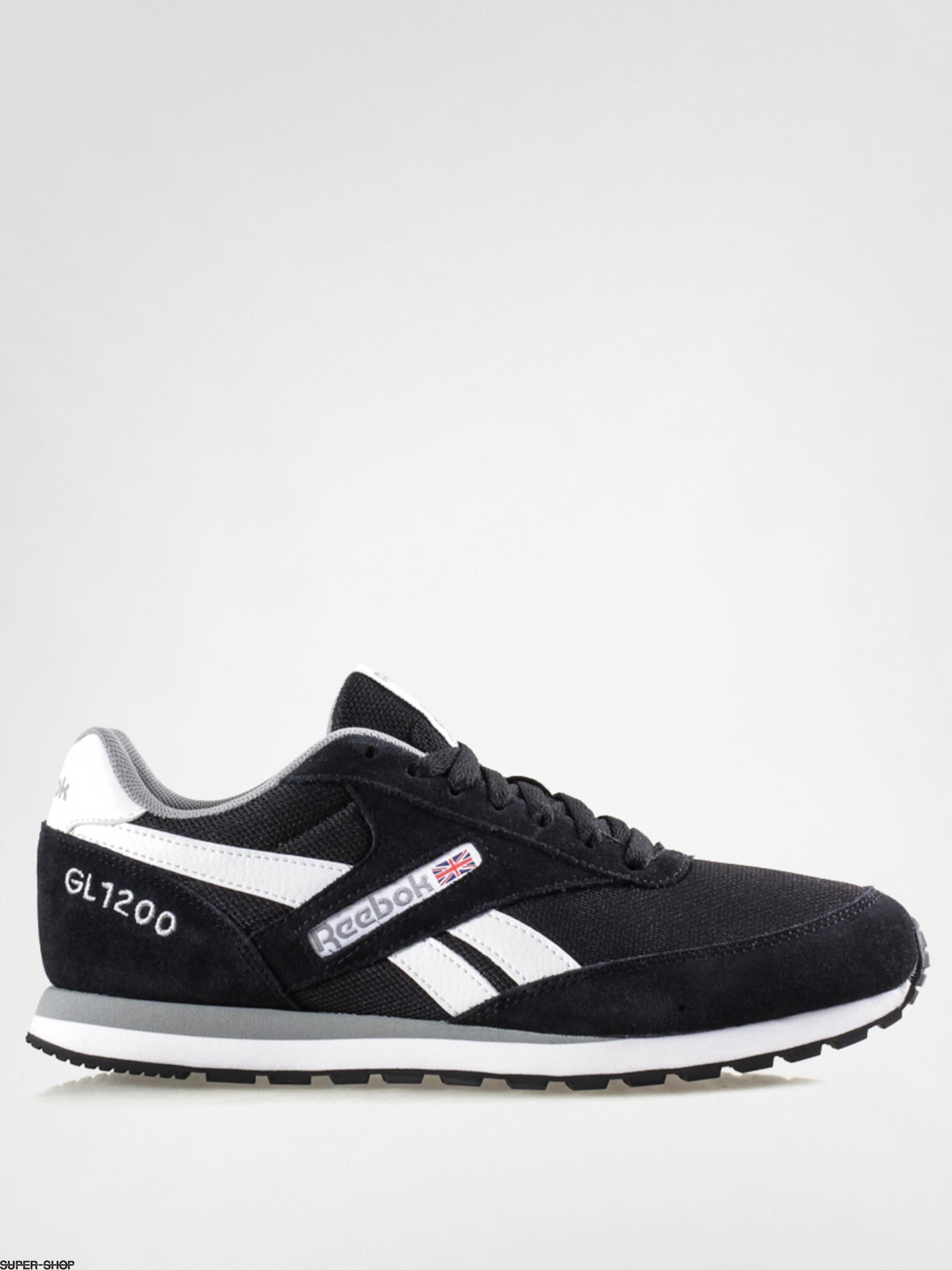 Reebok Shoes Gl 1200 (blackflat grey