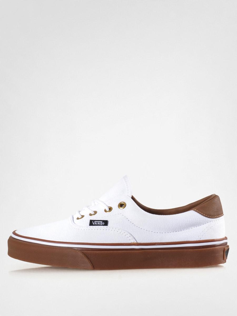 Vans Shoes Era 59 (c\u0026l/true white