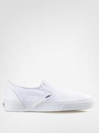 Vans Shoes Classic Slip On (true white)