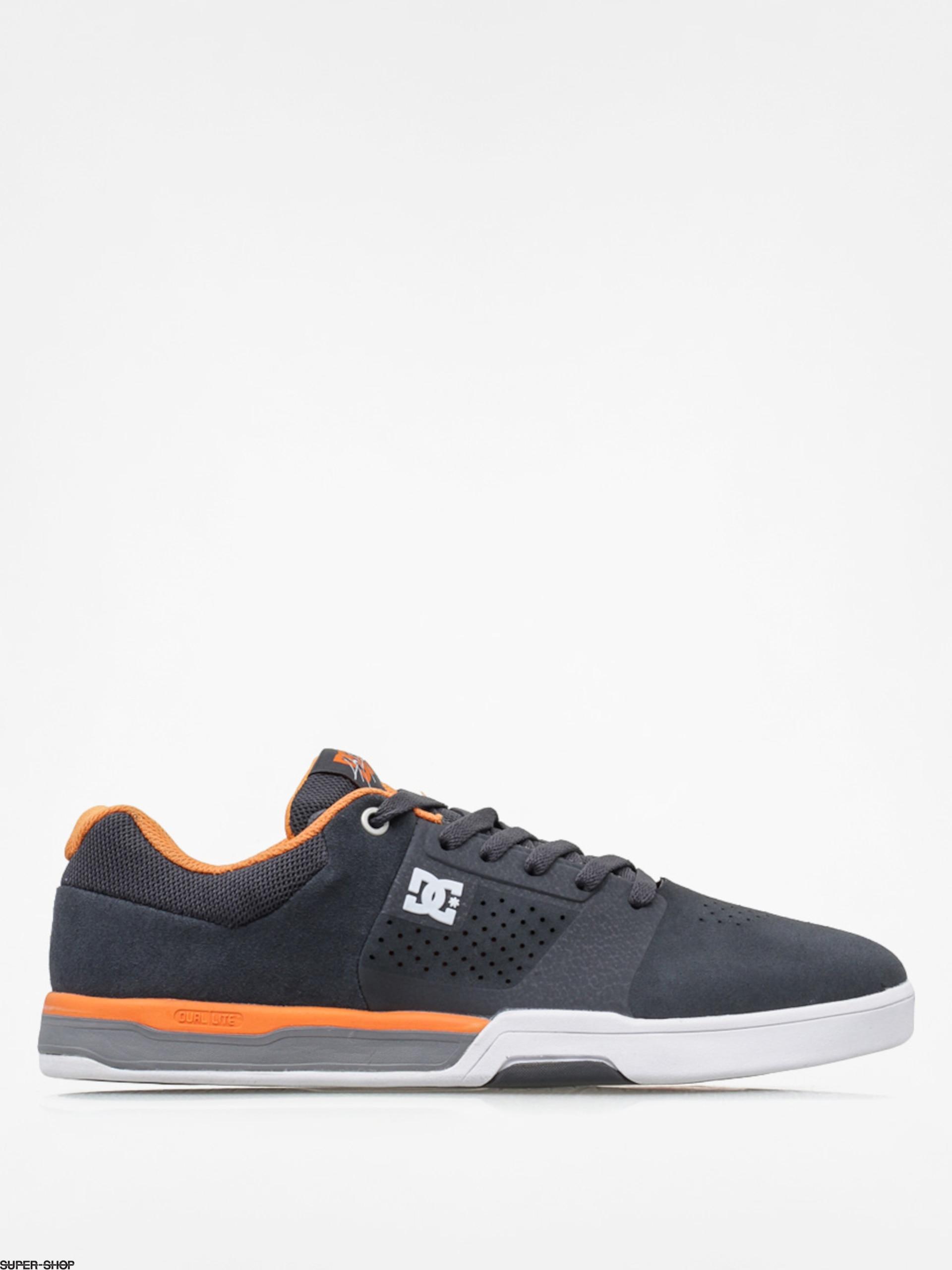 DC Shoes Cole Lite 2 (grey/orange/grey)