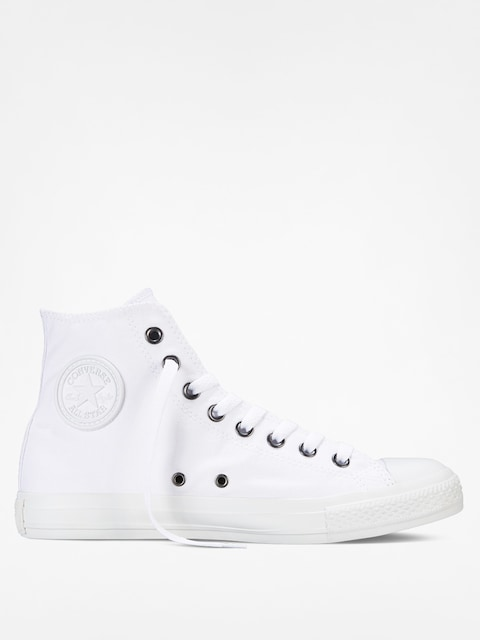 Converse Shoes Chuck Taylor All Star Seasonal Hi (white/white)