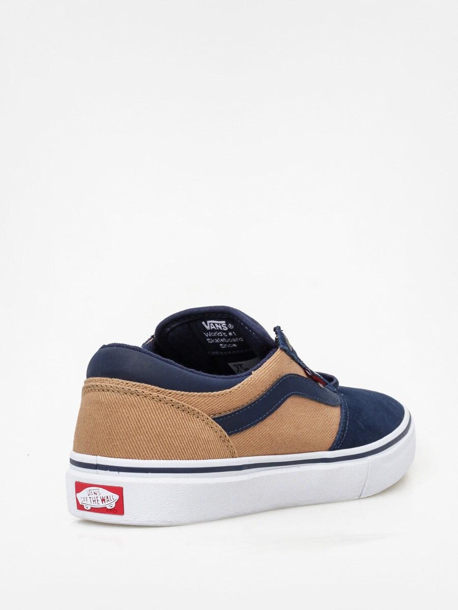 Vans Shoes Gilbert Crockett Pro (navy/tan)