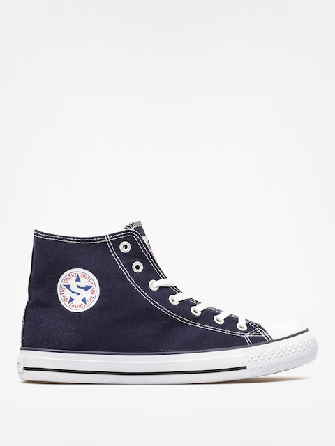 Smith's Shoes Mas 001 Wys (dark blue)