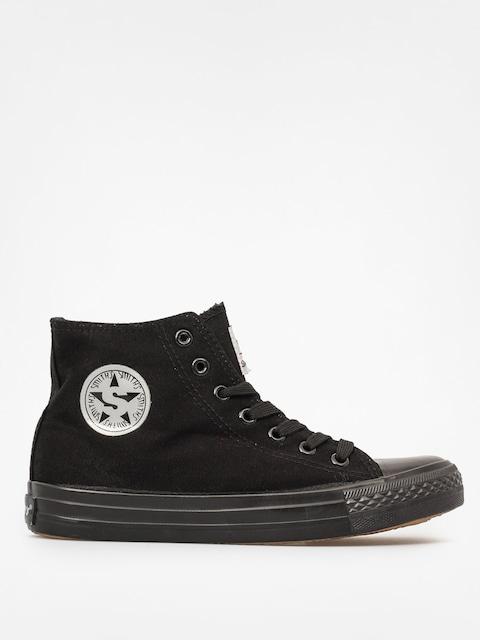 Smith's Schuhe Mas 002 Wys (all black)