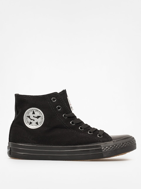 Smith's Shoes Mas 002 Wys (all black)