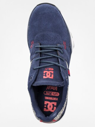 7c63bfa7f47d3d DC Shoes Player Se (navy grey)