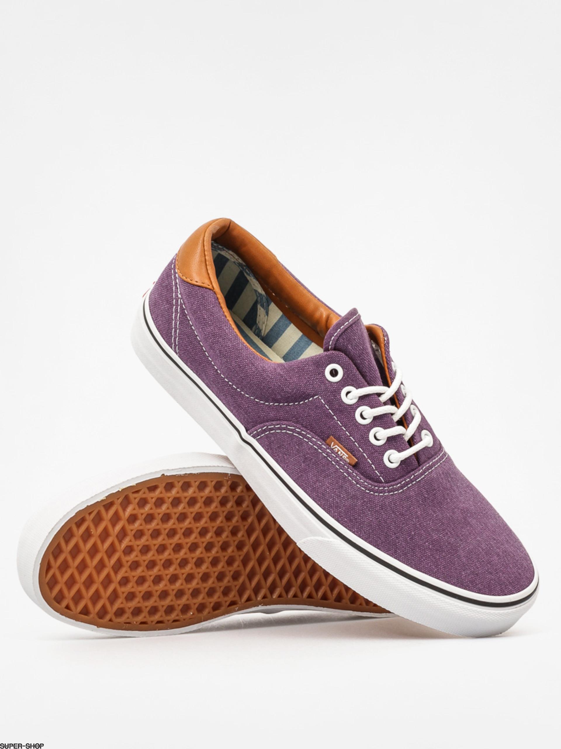 Vans Shoes Era 59 (washed c\u0026l/purple)