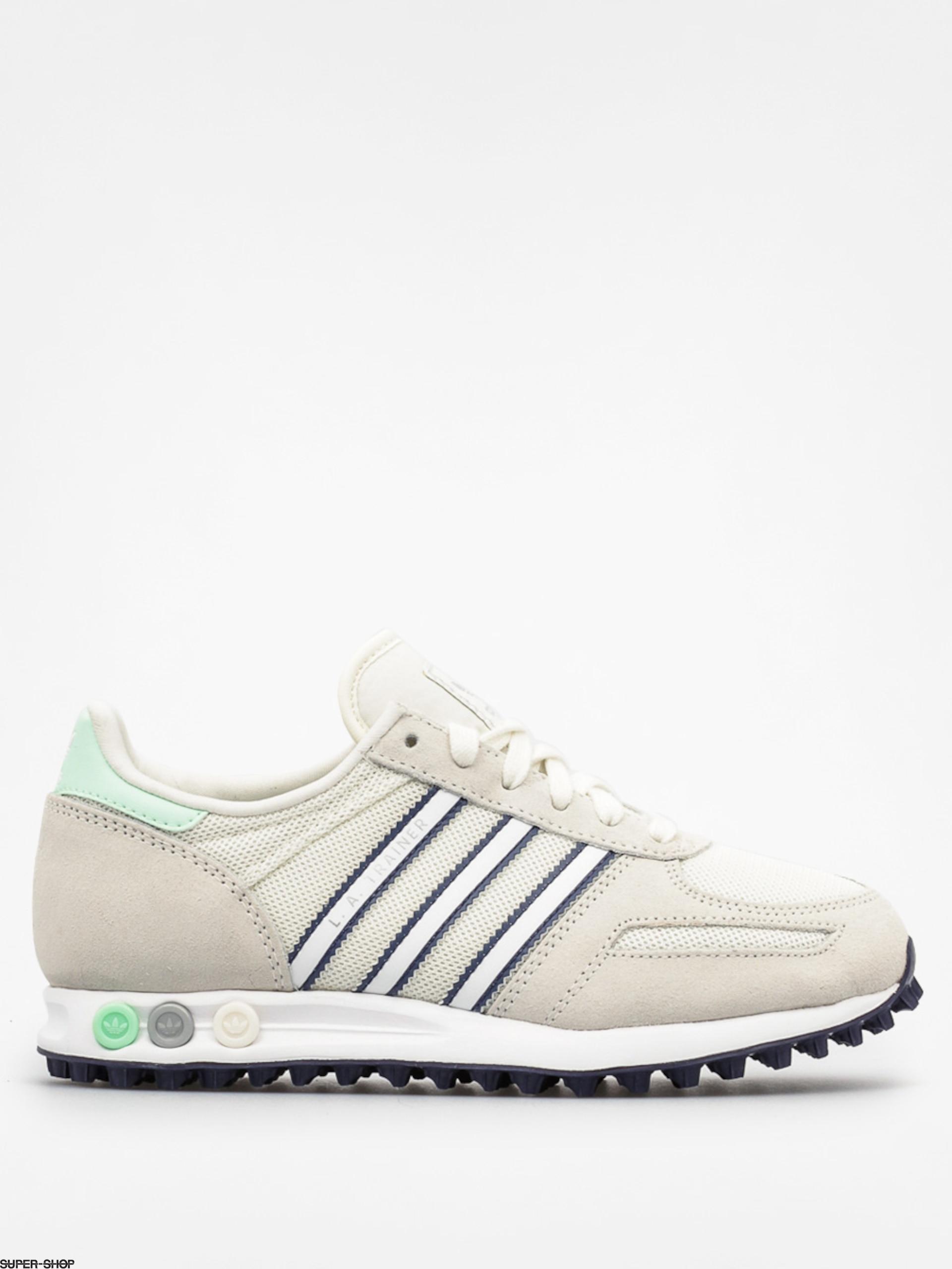 guapo más popular mejor servicio adidas Shoes La Trainer Wmn (owhite/ftwwht/ngtsky 5)