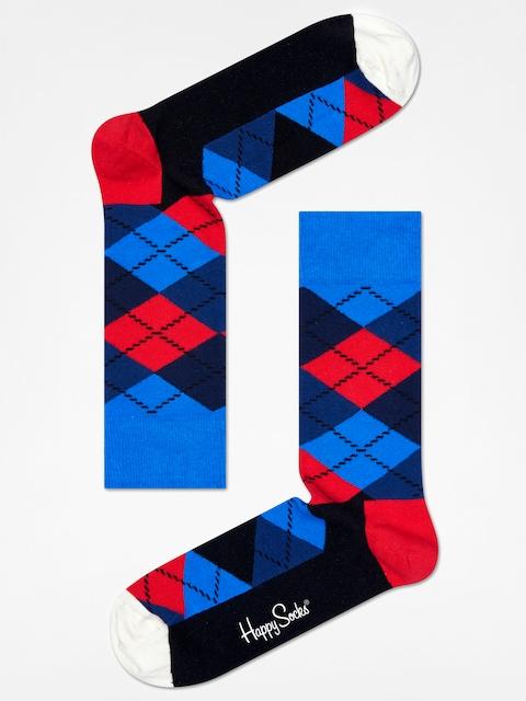 Happy Socks socks Argyle (blue/navy/red/black/white)