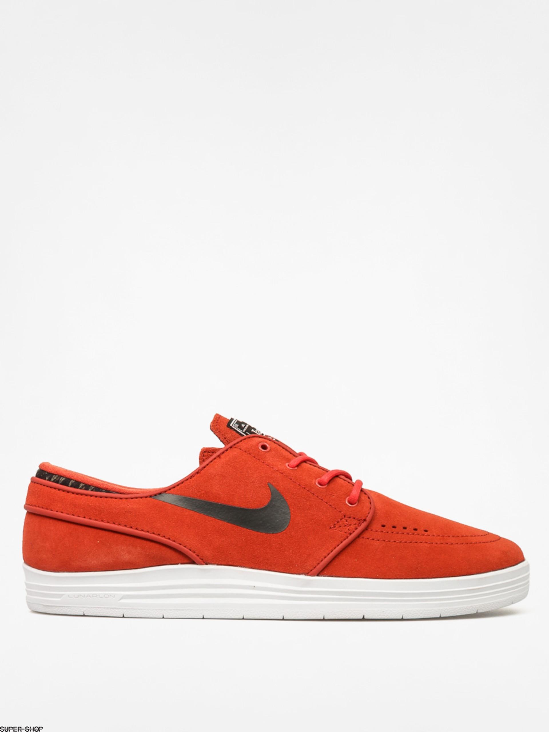 316b2d3bcca8 Nike SB Shoes Nike Lunar Stefan Janoski (cinnabar black medium olive)
